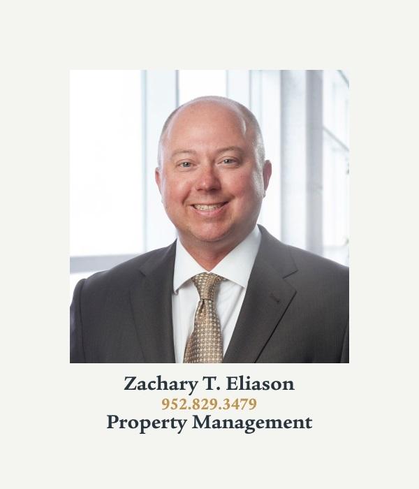 Zachary T. Eliason